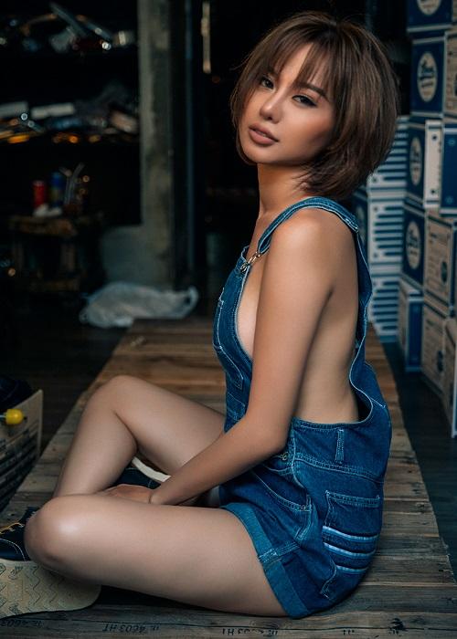 """Hoa hậu Điện ảnh 2015: """"Mình đẹp mình có quyền"""" - 7"""