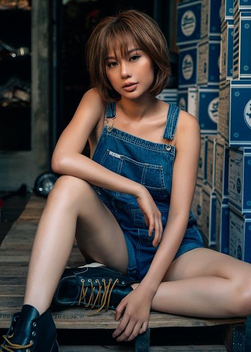 """Hoa hậu Điện ảnh 2015: """"Mình đẹp mình có quyền"""" - 8"""