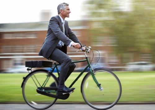 Đạp xe kéo giảm cơn đau tim - 1