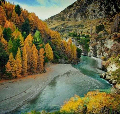 """Những """"thiên đường"""" mùa thu đẹp nhất thế giới - 5"""
