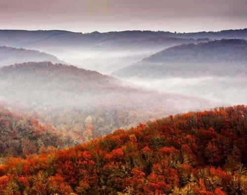 """Những """"thiên đường"""" mùa thu đẹp nhất thế giới - 9"""