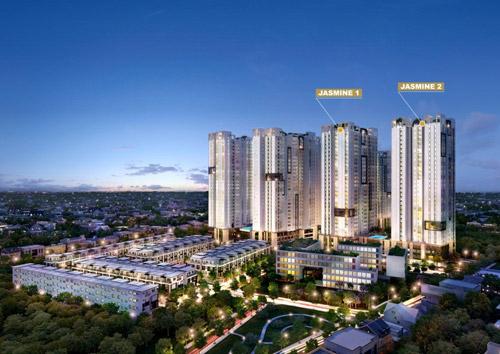 Mua căn hộ cao cấp tại trung tâm TP HCM ngày càng dễ dàng - 2
