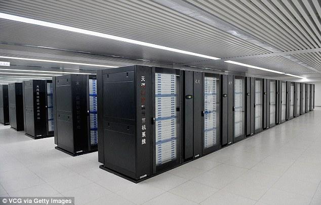TQ phát triển siêu máy tính nhanh gấp 10 lần hiện nay - 2
