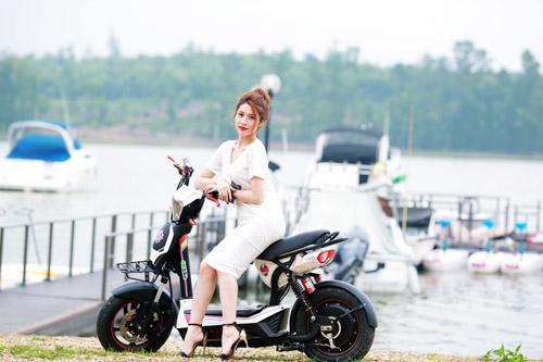 Sức mạnh đáng nể của xe điện HKbike Crazy Bull - 2