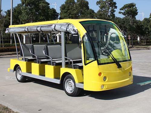 Người Sài Gòn sắp thấy xe buýt điện trên đường phố - 1