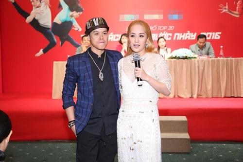 """Phan Hiển đến ủng hộ Khánh Thi """"thế chỗ"""" Chí Anh - 2"""