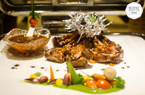 """Sài Gòn: """"đổ xô"""" đến lễ hội ẩm thực Địa Trung Hải những ngày cuối cùng - 2"""