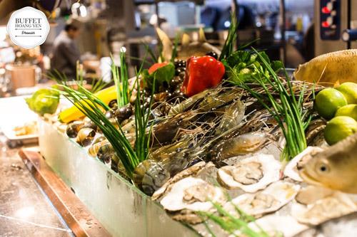 """Sài Gòn: """"đổ xô"""" đến lễ hội ẩm thực Địa Trung Hải những ngày cuối cùng - 4"""