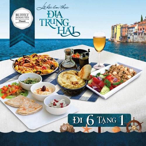 """Sài Gòn: """"đổ xô"""" đến lễ hội ẩm thực Địa Trung Hải những ngày cuối cùng - 7"""