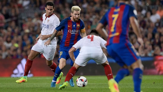 Trước vòng 11 Liga: Hiểm nguy rình rập Barca - 2