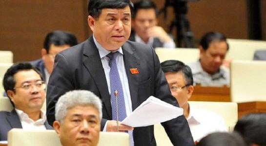 Bộ trưởng Nguyễn Chí Dũng nói về 10 triệu tỉ đồng để tái cơ cấu kinh tế - 1