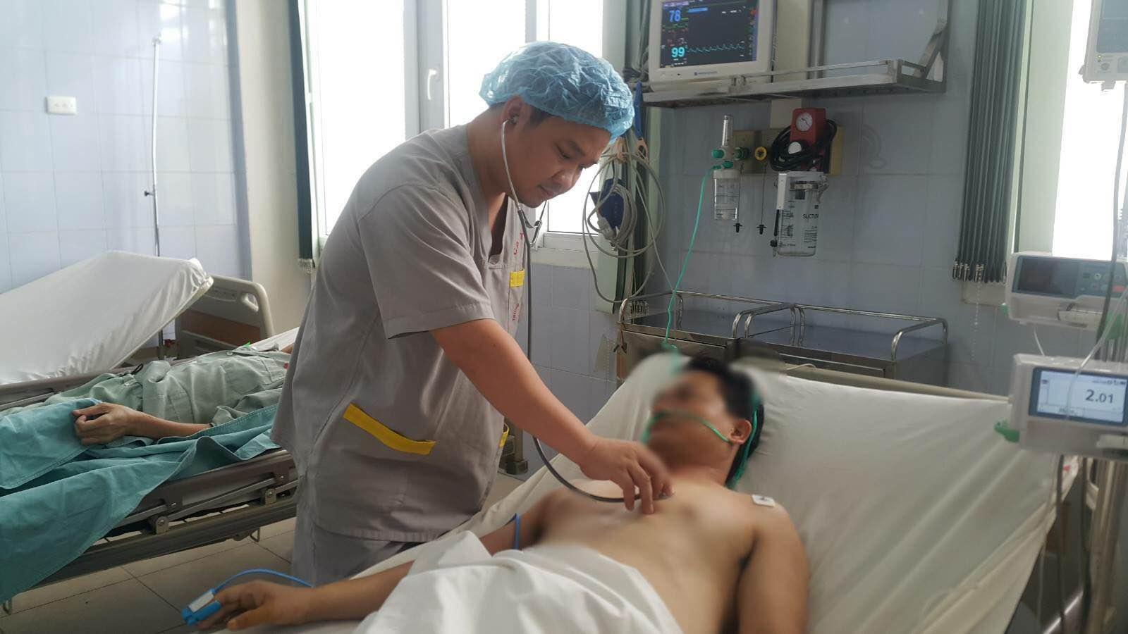 """Bệnh nhân trẻ tuổi nhất bị nhồi máu cơ tim được cứu khỏi """"thần chết"""" - 1"""