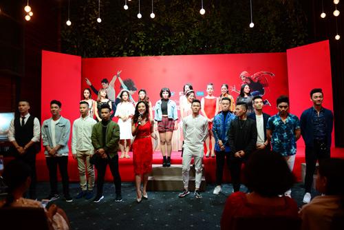"""John Huy Trần, Khánh Thi """"cầm trịch"""" ghế nóng Thử thách cùng bước nhảy 2016 - 1"""