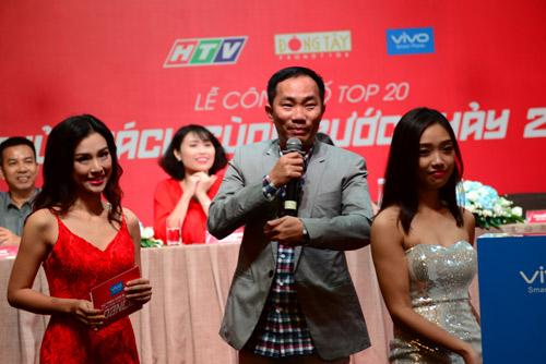 """John Huy Trần, Khánh Thi """"cầm trịch"""" ghế nóng Thử thách cùng bước nhảy 2016 - 4"""