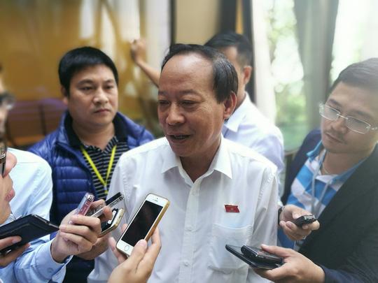 Thứ trưởng Bộ Công an kêu gọi Trịnh Xuân Thanh đầu thú - 1