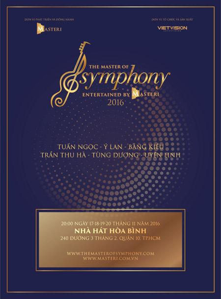 """Tham vọng """"thánh đường nghệ thuật"""" của The Master Of Symphony 2016 - 7"""