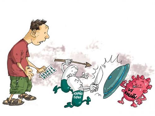 Viêm hang vị: Lý do không ngờ khiến vi khuẩn HP kháng kháng sinh? - 2
