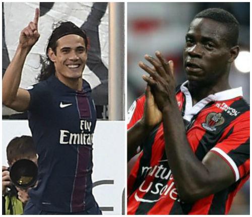 Cavani đọ Balotelli top 5 bàn đẹp nhất vòng 11 Ligue 1 - 1