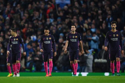 Barca phụ thuộc Messi–Suarez–Neymar: Con dao 2 lưỡi - 2