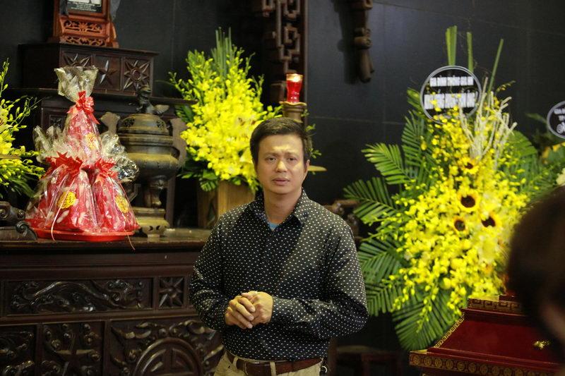 Các danh hài phía Bắc rơi lệ tiễn đưa NSƯT Phạm Bằng - 9