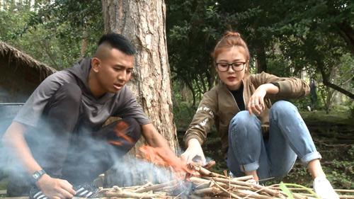 Ribi Sachi cùng Thái Vũ Faptv tham gia Lữ Khách 24h - 5