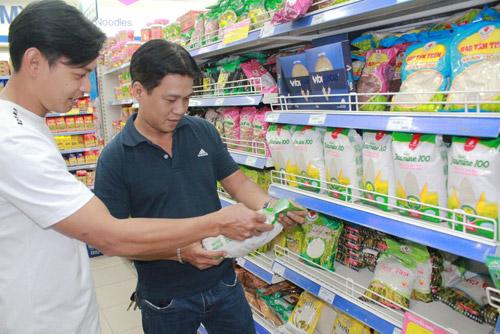 Gạo Jasmine 100 thơm ngon an toàn không chất bảo quản - 1