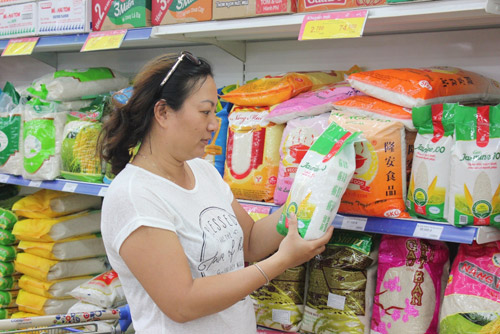 Gạo Jasmine 100 thơm ngon an toàn không chất bảo quản - 2