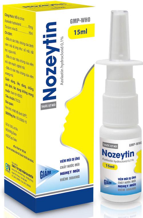 Dùng thuốc trị viêm mũi dị ứng hiệu quả ngay tại nhà - 3