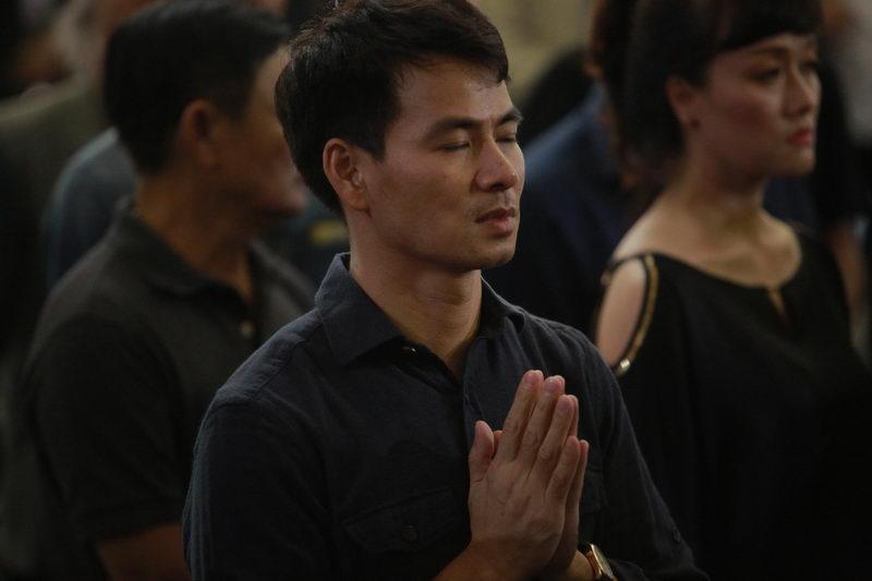 """Xuân Bắc, Công Lý khóc nhớ """"bố Phạm Bằng"""" - 5"""