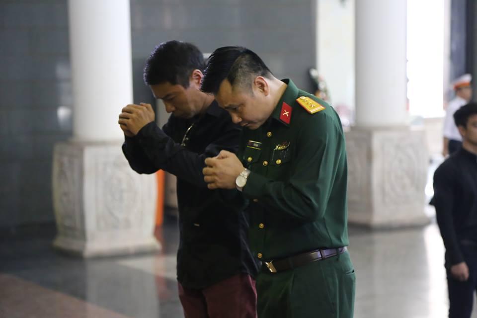 """Xuân Bắc, Công Lý khóc nhớ """"bố Phạm Bằng"""" - 9"""