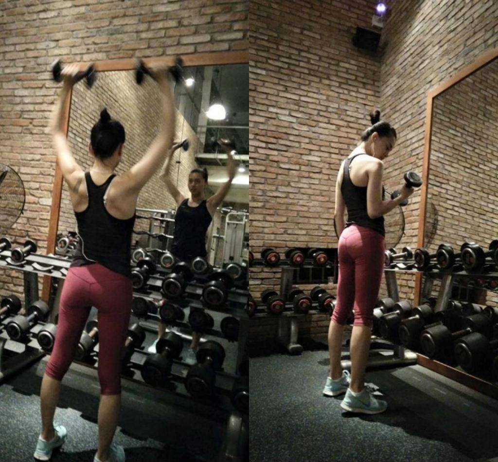 """Ngô Thanh Vân """"lật tẩy"""" sai lầm của nàng béo giảm cân - 2"""