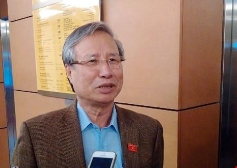 Chủ nhiệm UBKT TW nói về vụ cách chức ông Vũ Huy Hoàng - 1
