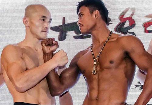Buakaw - Yi Long: Quyết chiến vì niềm kiêu hãnh - 1