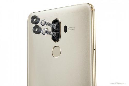 Huawei ra mắt Mate 9 với camera Leica kép, chip Kirin 960 - 2