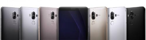 Huawei ra mắt Mate 9 với camera Leica kép, chip Kirin 960 - 4