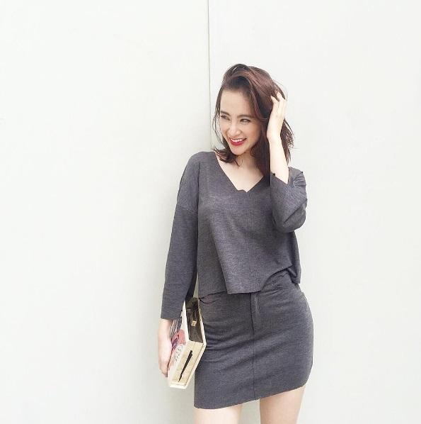 Mặc đồ bình dân, Angela Phương Trinh vẫn sexy khó cưỡng - 5