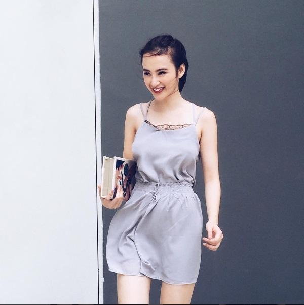 Mặc đồ bình dân, Angela Phương Trinh vẫn sexy khó cưỡng - 14