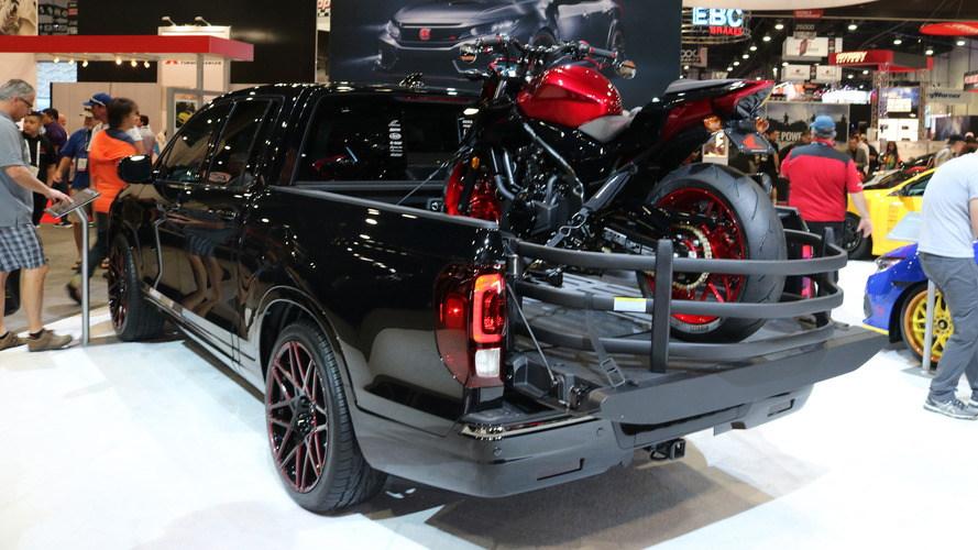 """Những mẫu xe độ cực """"hot"""" của Honda tại SEMA 2016 - 5"""