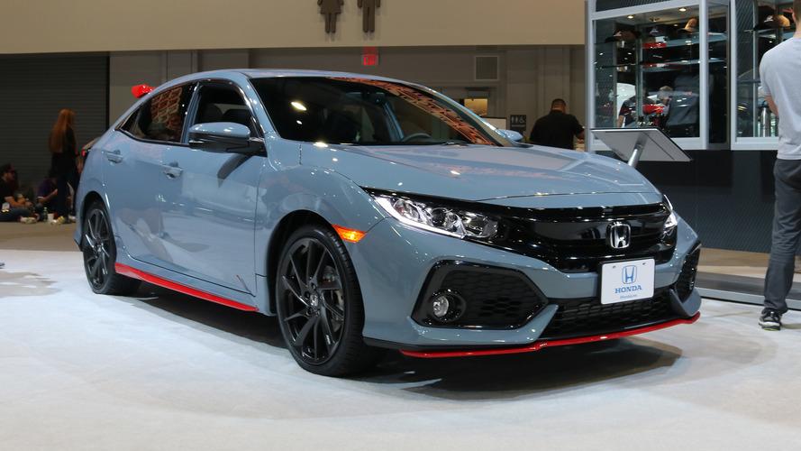 """Những mẫu xe độ cực """"hot"""" của Honda tại SEMA 2016 - 1"""