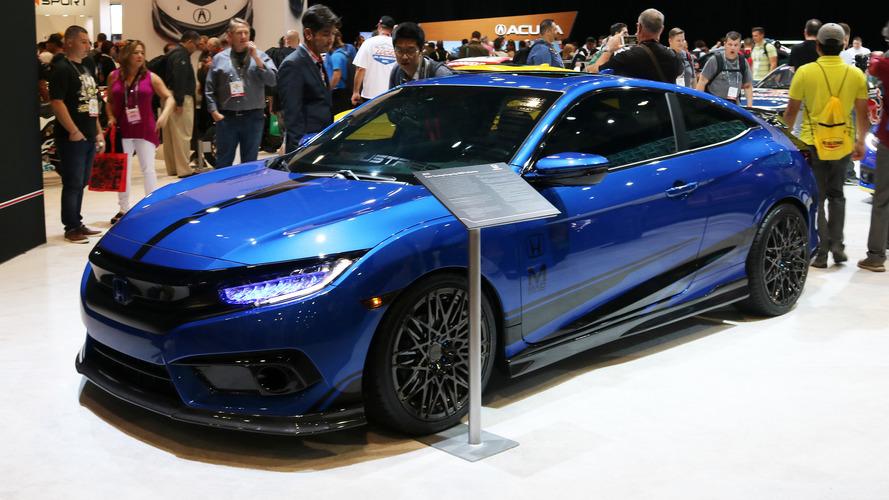"""Những mẫu xe độ cực """"hot"""" của Honda tại SEMA 2016 - 3"""