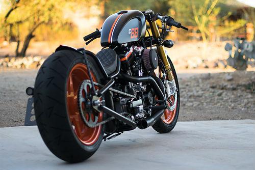 Mê mẩn xế độ 2001 Harley Davidson Sportster-DP Customs - 5