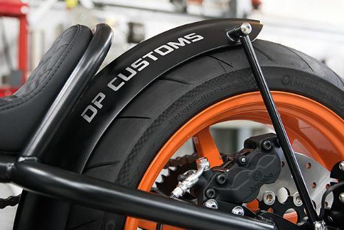 Mê mẩn xế độ 2001 Harley Davidson Sportster-DP Customs - 8