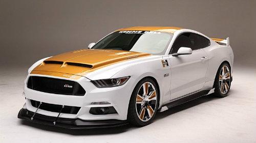 Chết mê 2017 Hurst Kenne Bell R-Code Mustang siêu hiếm - 1