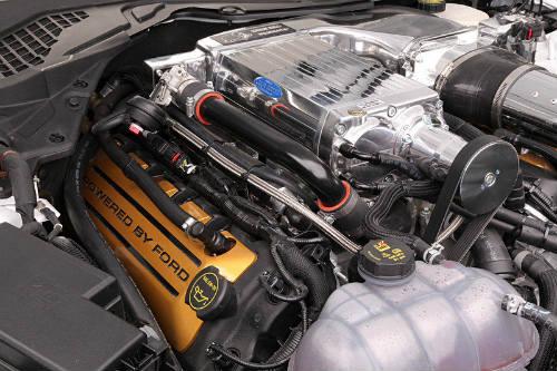Chết mê 2017 Hurst Kenne Bell R-Code Mustang siêu hiếm - 4