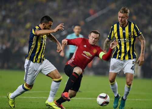 MU – Mourinho khủng hoảng: Thời khắc Rooney trở lại - 2