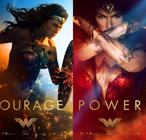 Vẻ bốc lửa của hoa hậu Israel trong vai Wonder Woman - 1