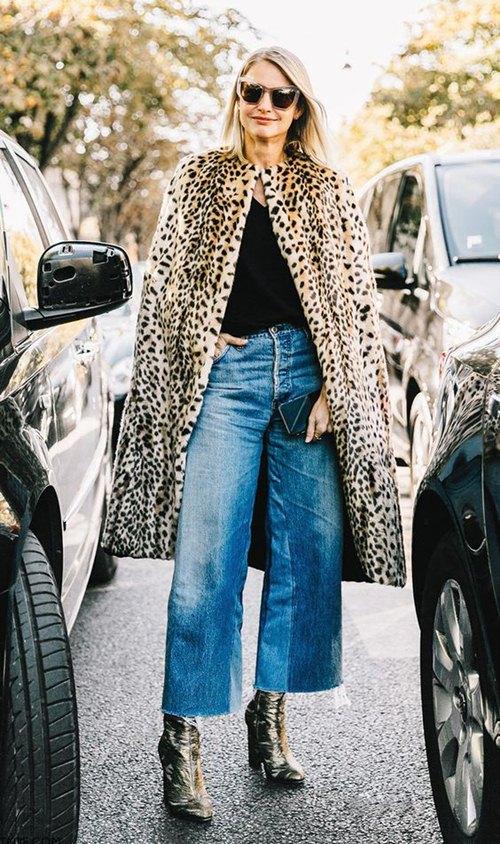 5 cách mặc áo khoác lông sexy hơn ngày chớm đông - 14