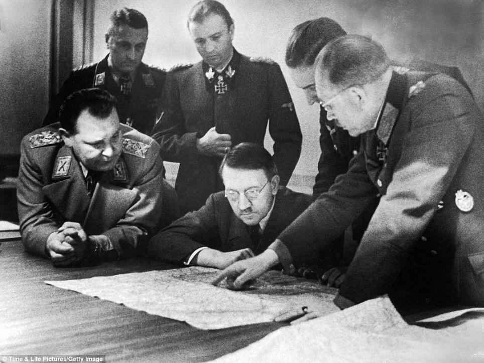 """Trận đánh """"nướng"""" gần 35.000 mạng người giữa Đức và Mỹ - 2"""