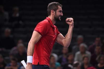 Chi tiết Djokovic - Cilic: Đôi chân nặng nề (KT) - 3