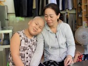 Tin tức trong ngày - Cậu bé ung thư mơ làm CSGT: Xót lòng góa phụ mất con